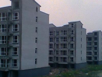 邢台新农村改造项目3万平米